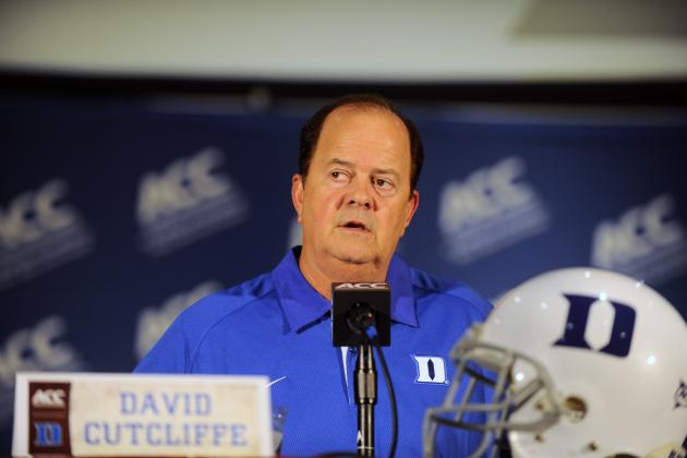 Cutcliffe to Speak at Triangle Pigskin Preview