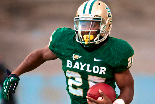 Baylor's Lache Seastrunk Believes He Can Win 2013 Heisman and BCS Title
