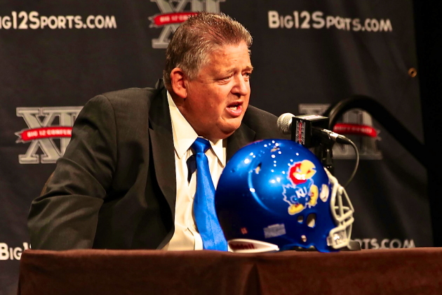 Is Calling Your Kansas Team 'a Pile of Crap' the Way to Recruit, Charlie Weis?