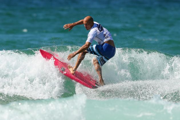 Vans US Open of Surfing: Round 1 Results