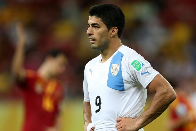Arsenal's Arsène Wenger Believes Luis Suarez Would Be Perfect Replacement