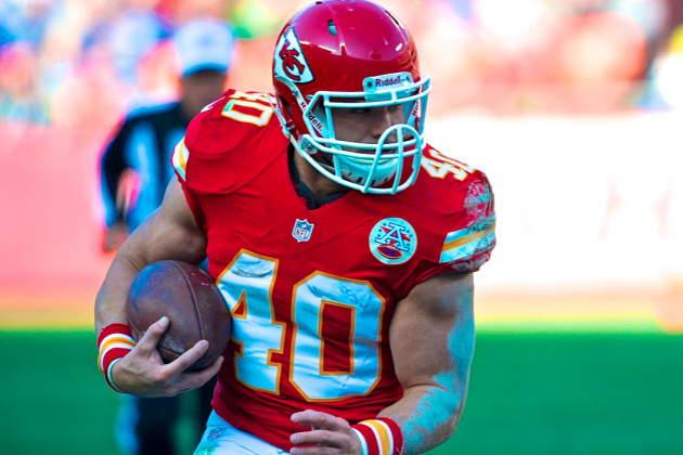 Peyton Hillis and Tampa Bay Buccaneers Reportedly Reach 1-Year Deal