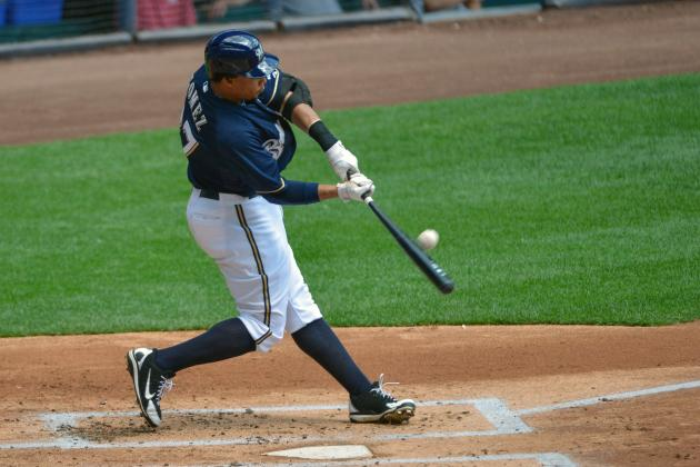 MLB Lineups for July 23 2013