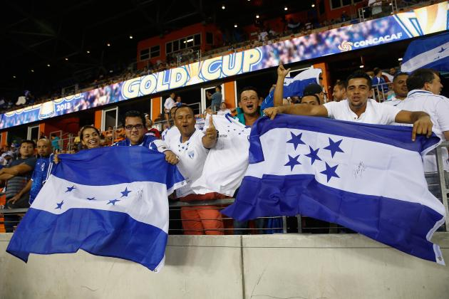 USA vs. Honduras: Hondurans Who Pose Biggest Threat to USMNT in Gold Cup Semis