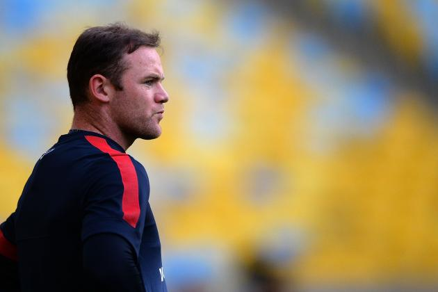 Wayne Rooney Should Be Sold by Manchester United