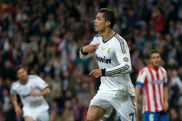 Cristiano Ronaldo Remaining with Real Madrid Is Big Blow to Manchester United