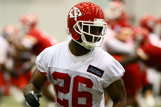 Chiefs' Fifth-Round Pick Breaks Collarbone on First Day of Camp