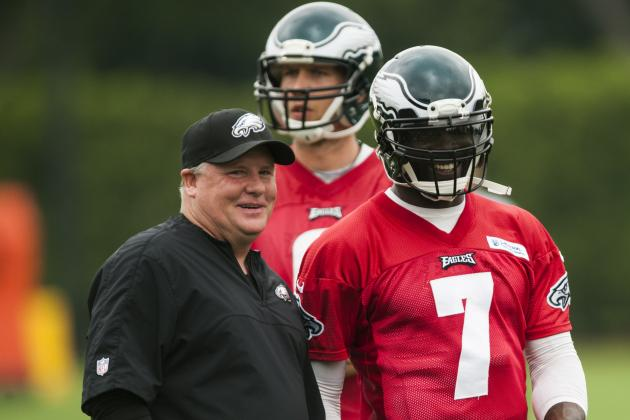 Chip Kelly Won't Wait Until Last Minute to Pick QB