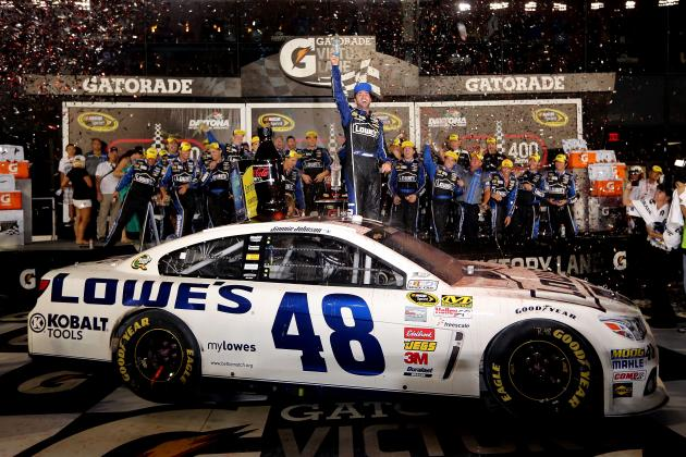 What Would a Sixth Sprint Cup Series Title Mean for Jimmie Johnson's Legacy?