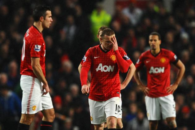 Predicting Manchester United's First-Choice Starting XI for the 2013-14 Season