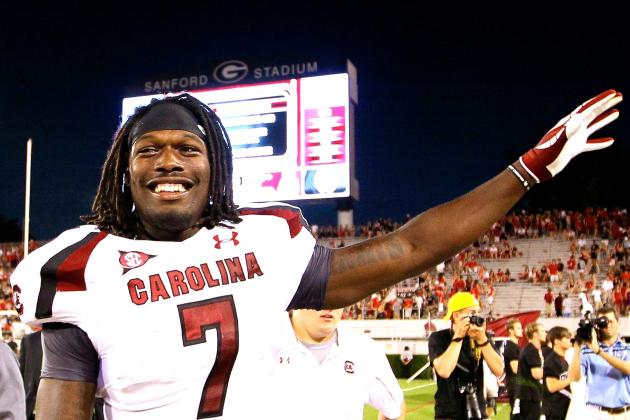 South Carolina Completes Review of Relationship Between Jadeveon Clowney, Jay Z