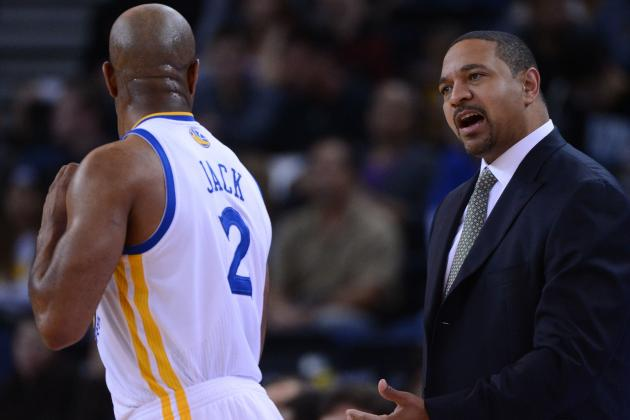 Jarrett Jack Endorsed by Golden State Coach Mark Jackson