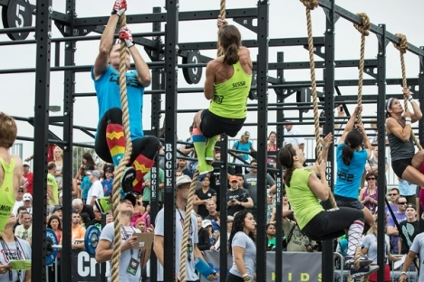 CrossFit Games 2013: Daily Results, Leaderboard Standings and More