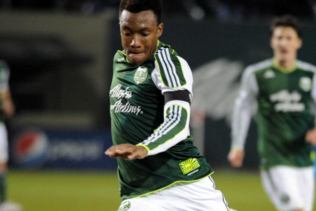 Rodney Wallace Back with the Timbers