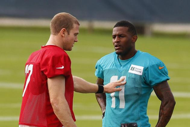 Forgotten Man in 2012 QB Class, Ryan Tannehill 'wants to Be Great'