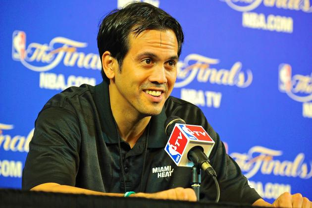 An Insider's Guide to Miami Heat Head Coach Erik Spoelstra