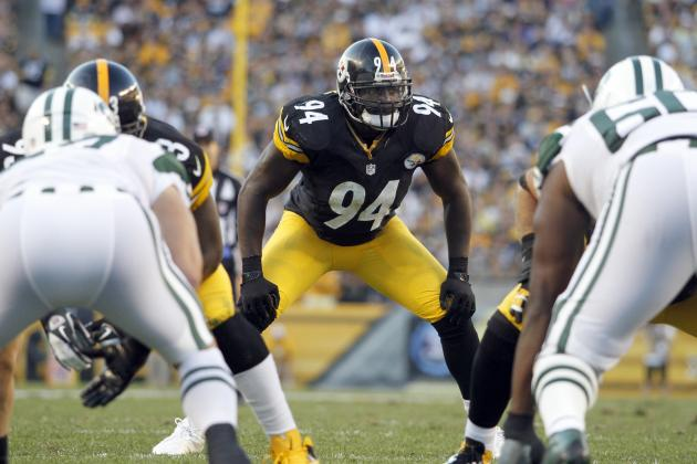 Pittsburgh Steelers 2013 Training Camp Preview: Linebackers