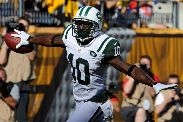 Jets Officially Place WR Santonio Holmes on PUP List