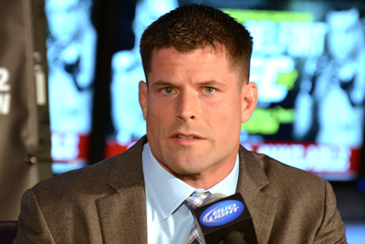 Brian Stann to Fill in for Joe Rogan During UFC 163 Broadcast