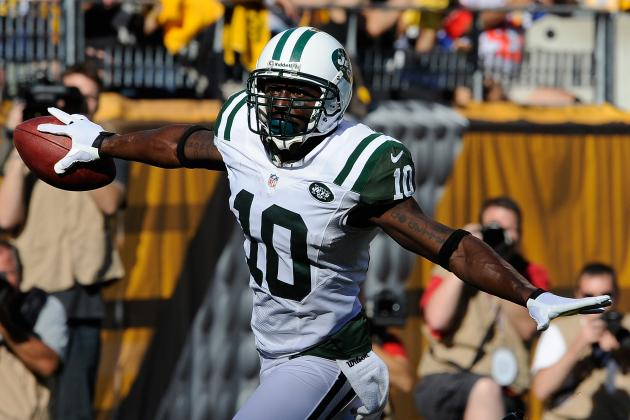 Santonio Holmes Placed on PUP List