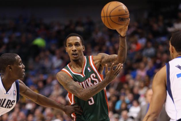 NBA Trade Rumors: Pistons Shouldn't Rule out Brandon Jennings Sign-and-Trade