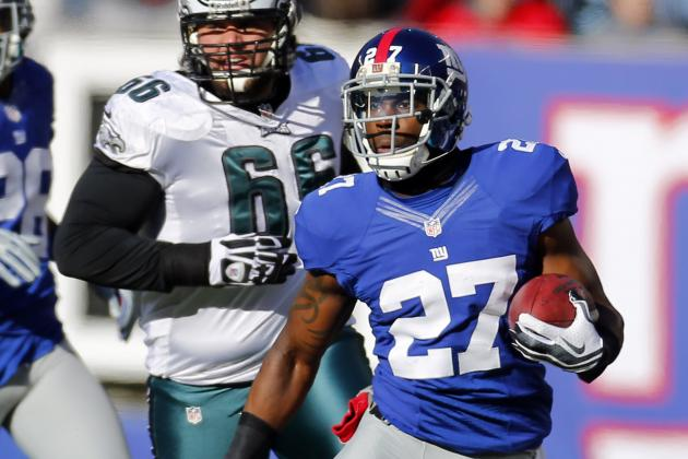 What Can the New York Giants Expect from Stevie Brown in 2013?