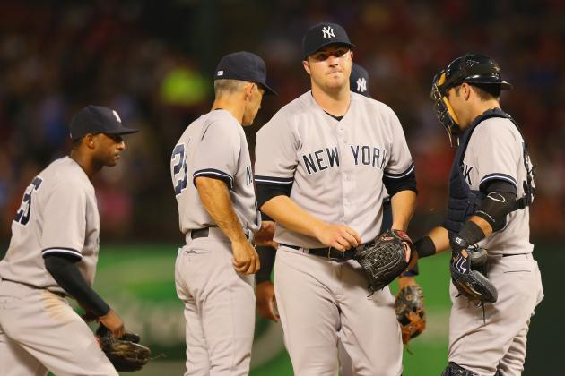 Rapid Reaction:  Yankees 5, Rangers 4