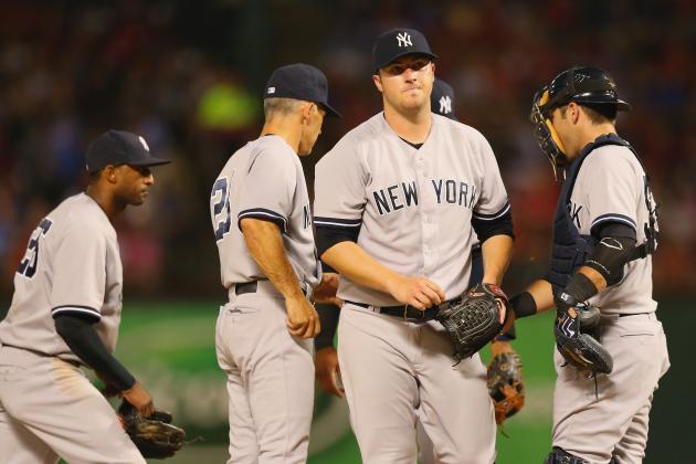 Rapid Reaction:  Yankees 5, Rangers 4