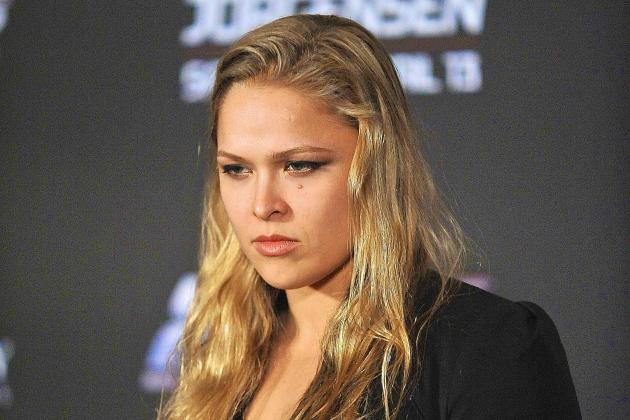 Sylvester Stallone Announces Ronda Rousey to Join 'Expendables 3' Cast