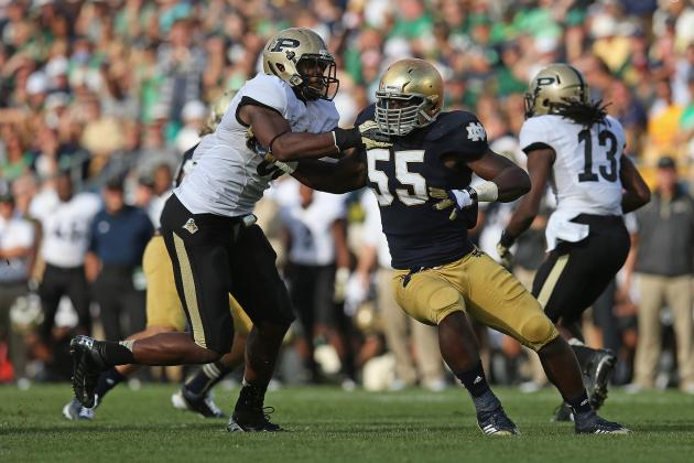 Notre Dame Football 2013: Previewing the Irish's Game Against Purdue