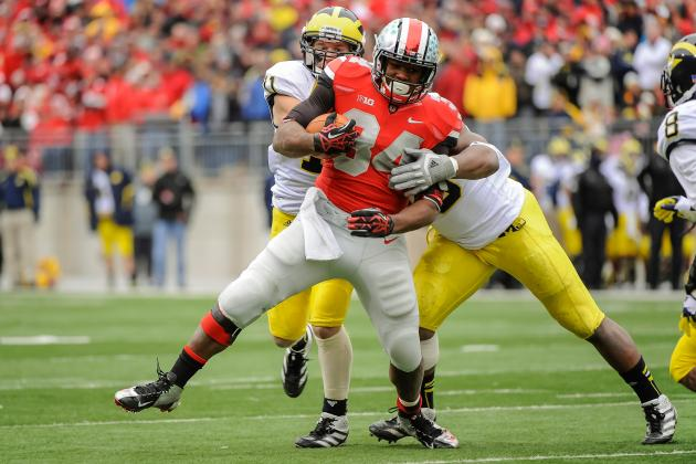 Ohio State Football: Carlos Hyde's Suspension Won't Derail Buckeyes Offense