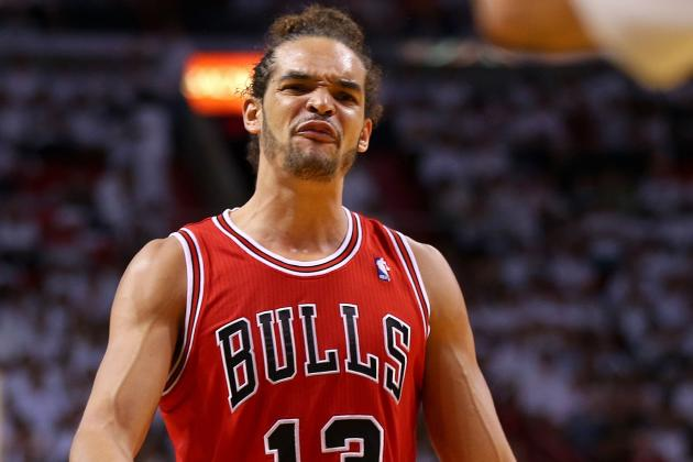 Why Joakim Noah's Defense Is X-Factor for Chicago Bulls Title Hopes