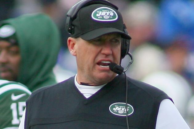 Playoffs or Not, Rex Ryan's Job with NY Jets Appears Safe for Now