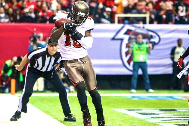 Mike Williams and Tampa Bay Buccaneers Agree on 5-Year Contract Extension