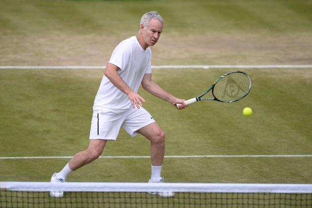 McEnroe, King Agree, No Ryan Brauns in Tennis