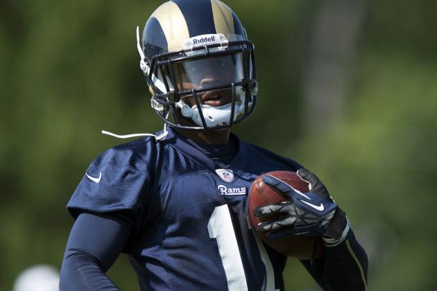 Fisher Counting on Rams Kids Again