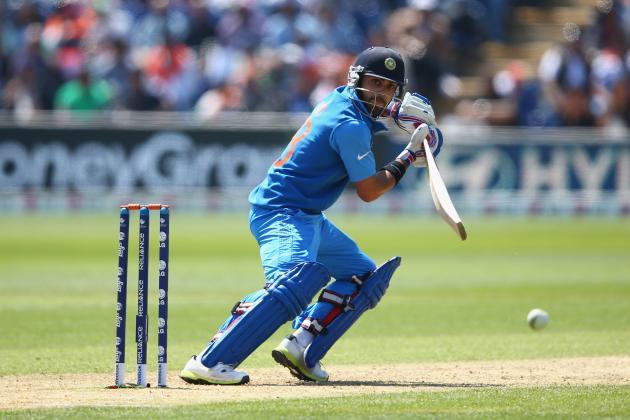 Virat Kohli Sparkles as India Ease to Win Over Zimbabwe