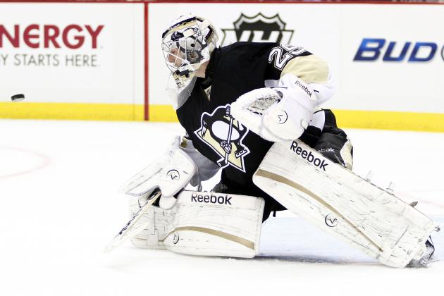 Pens Goalie Fleury's Star Has Fallen