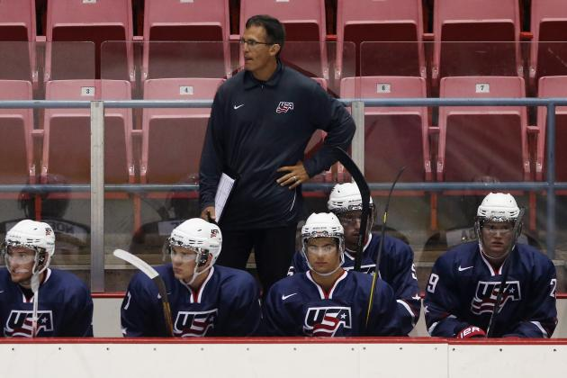 Granato Pumped About Coaching in Olympics