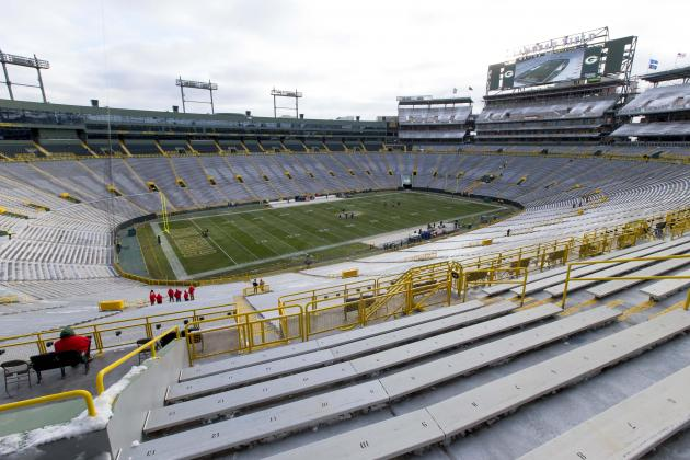 Shareholders to See Expanded Lambeau Field at Annual Meeting