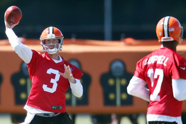 Chudzinski Counts QB Among His Most Unsettled Spots Heading into Camp