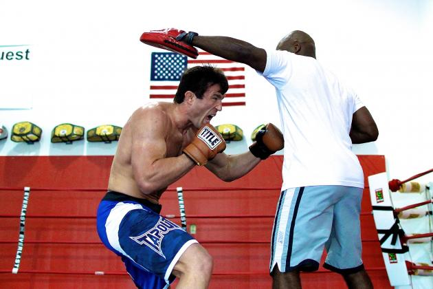 Chael Sonnen Moves Training Camp to Mark Munoz's Reign Training Center