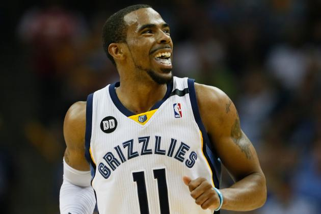 Mike Conley Offers Mike Miller Free Golf to Sign with Memphis