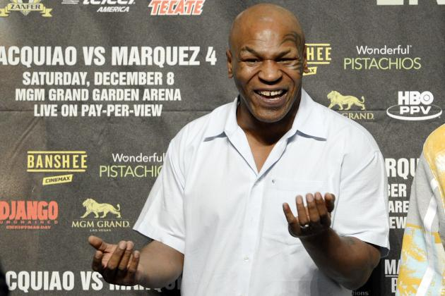 Mike Tyson Praises Floyd Mayweather Heading Toward Canelo Alvarez Fight