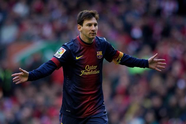 Lionel Messi Must Provide Leadership for Barcelona After Managerial Change