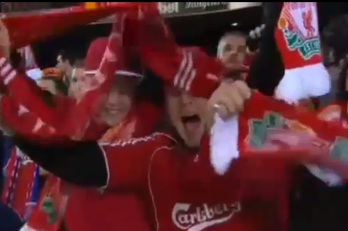 95,000 Liverpool Fans Sing You'll Never Walk Alone at the MCG