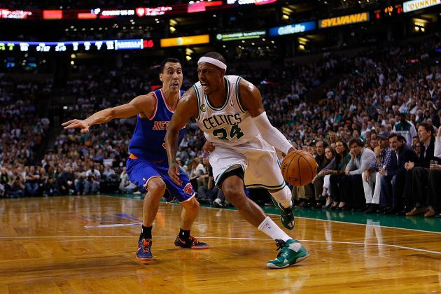 Brooklyn Nets: Should Paul Pierce Come Off the Bench Next Season?