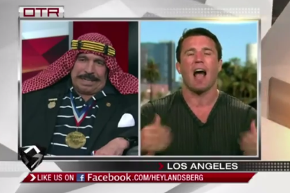 Sonnen, Iron Sheik Team Up to Save Olympic Wrestling