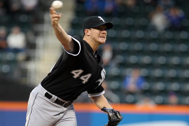 MLB Trade Rumors: Latest on Jake Peavy, Alfonso Soriano and More