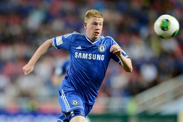 De Bruyne Given All-Clear to Continue Pre-Season After Nasty Injury Scare